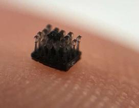 Vật liệu cấu trúc hình lá có thể xử lý tràn dầu