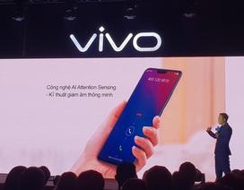 """Smartphone """"tai thỏ"""" Vivo V9 chính thức ra mắt, giá 7,9 triệu đồng"""