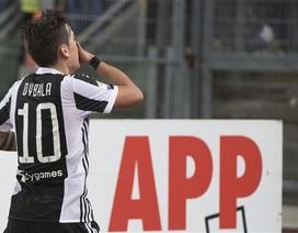 Thắng ở phút 93, Juventus nhân đôi niềm vui