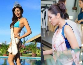 Hoa hậu Đặng Thu Thảo ra sao sau tuyên bố trả vương miện vì bức xúc?