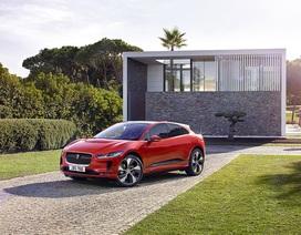 SUV chạy điện đầu tiên của Jaguar đáng giá bao nhiêu?