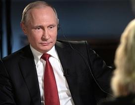 Ông Putin đòi Mỹ đưa bằng chứng Nga can thiệp bầu cử