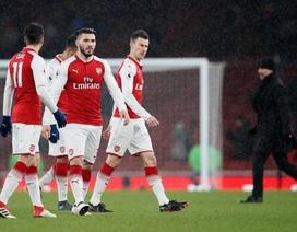 Arsenal sẽ rơi vào tình cảnh của MU?