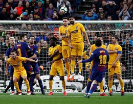 Những khoảnh khắc Barcelona hạ gục Atletico tại Nou Camp