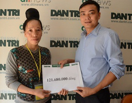 Hơn 121 triệu đến với gia đình bé 15 tuổi mắc bệnh ung thư