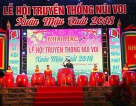 Lễ hội núi Voi - Xuân Mậu Tuất 2018