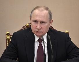 Tổng thống Putin tuyên bố không dẫn độ công dân Nga bị tố can thiệp bầu cử Mỹ