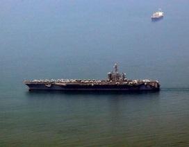 Báo chí quốc tế viết về chuyến thăm tàu sân bay Mỹ tới Việt Nam