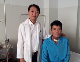 Phẫu thuật thành công ung thư lưỡi lan rộng với phương pháp vi phẫu tạo hình