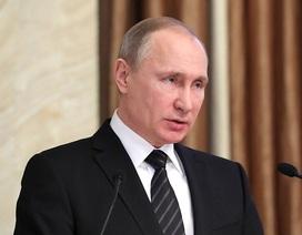 """Tổng thống Putin tiết lộ số gián điệp nước ngoài bị Nga """"vạch mặt"""""""