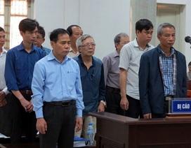 Vụ vỡ đường ống nước sông Đà: 6 bị cáo nộp đơn kháng cáo