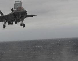 """Tàu sân bay Mỹ lần đầu đưa """"Tia chớp"""" F-35 tới Thái Bình Dương"""