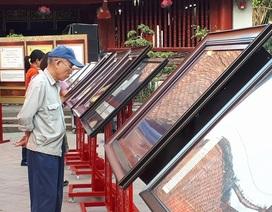 Tái hiện gần 1000 năm khoa cử Việt Nam xưa trong Di sản tư liệu thế giới