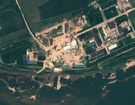 """Triều Tiên bị nghi khởi động lò hạt nhân giữa lúc """"xuống thang"""" với Hàn Quốc"""