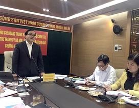 Hà Nội lập chế tài xử lý 114 tình huống vi phạm cụ thể của cán bộ