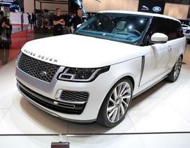 SUV 2 cửa Range Rover SV Coupe - Cuộc chơi táo bạo của Land Rover