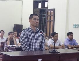 Tài xế vung cùi chỏ với CSGT bị phạt 7 tháng tù treo