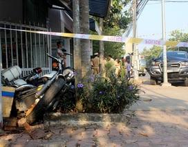 Vụ tông CSGT nhập viện: Hai tài xế dương tính với ma tuý