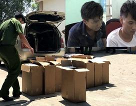 Phó Thủ tướng yêu cầu xử lý nghiêm vụ xe thuốc lá lậu tông CSGT