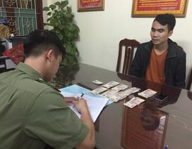Vượt biên mua 50 triệu tiền Việt Nam giả về quê tiêu thụ