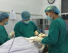 Bệnh viện Nam Thăng Long: khẩn cấp cứu sống bệnh nhân đa chấn thương nặng