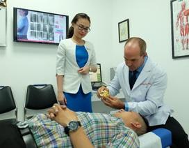 ACC khai trương phòng khám trị liệu cột sống không dùng thuốc hay phẫu thuật