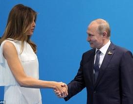 Tổng thống Putin tiết lộ cuộc trò chuyện với phu nhân của ông Trump