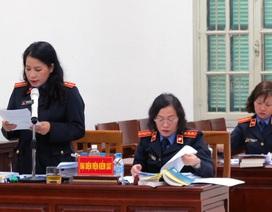 Đề nghị mức án các bị cáo vụ vỡ đường ống nước sông Đà