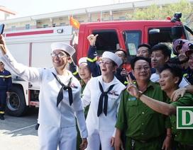 Toàn cảnh 5 ngày ở Đà Nẵng của hơn 6.000 thủy thủ tàu sân bay Mỹ