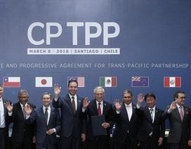 """Sau ký kết, CPTPP  vẫn để """"ngỏ"""" khả năng Mỹ quay trở lại"""