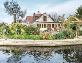 Khám phá chốn nghỉ dưỡng trong mơ nằm giữa dòng sông Thames
