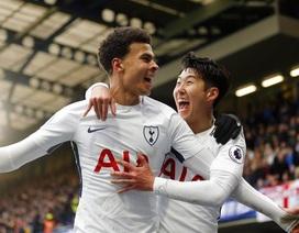 "Chelsea 1-3 Tottenham: Alli ""đánh sập"" Stamford Bridge"