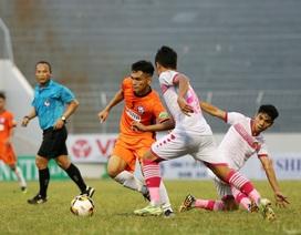 Đức Chinh ghi bàn, SHB Đà Nẵng đánh bại Sài Gòn FC