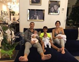 Bạn gái xinh đẹp bất ngờ công khai làm C.Ronaldo phật lòng