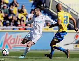 """Bale lập cú đúp, Real Madrid giành chiến thắng """"3 sao"""""""