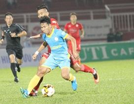 Thua Khánh Hoà, Than Quảng Ninh mất cơ hội lên đầu bảng V-League
