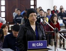 Cựu ĐBQH Châu Thị Thu Nga bị đề nghị y án chung thân