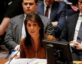 Mỹ dọa hành động chống Syria không cần thông qua Liên Hợp Quốc