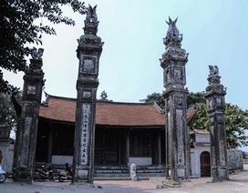 """Kiến trúc """"nội công ngoại quốc"""" của ngôi đình cổ nhất Việt Nam"""