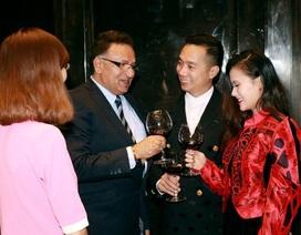 NTK Đỗ Trịnh Hoài Nam muốn quảng bá văn hoá làng nghề Việt tại Cannes