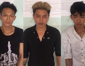 Cảnh sát nổ súng khống chế nhóm trộm xe máy