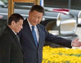 Philippines muốn thỏa thuận khai thác chung với Trung Quốc trên Biển Đông