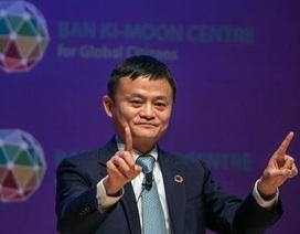 Tỷ phú Jack Ma khuyên Trung - Mỹ dừng chiến tranh thương mại
