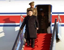 Ông Kim Jong-un có thể đi chuyên cơ đến thượng đỉnh Mỹ - Triều