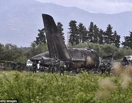 Rơi máy bay quân sự Algeria, ít nhất 257 người thiệt mạng