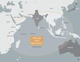 """Biển Đông có trong Chiến lược """"Ấn Độ-Thái Bình Dương?"""