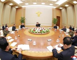 Bức ảnh hé lộ những nhân vật quyền lực tại Triều Tiên