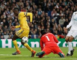 Chấm điểm trận Real Madrid 1-3 Juventus: Navas suýt thành tội đồ