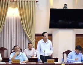 """Bộ trưởng Đào Ngọc Dung: """"Có nghề, nông dân mới thoát nghèo bền vững"""""""