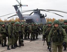 """Nga điều quân tới """"điểm nóng"""" ở Syria giữa lúc căng thẳng"""